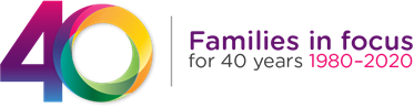 Families in focus for 40 years 1980-2019