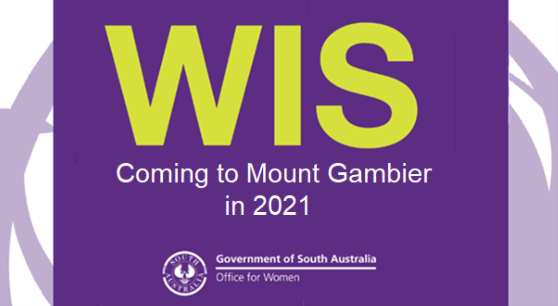 WIS coming to Mount Gambier in 2021